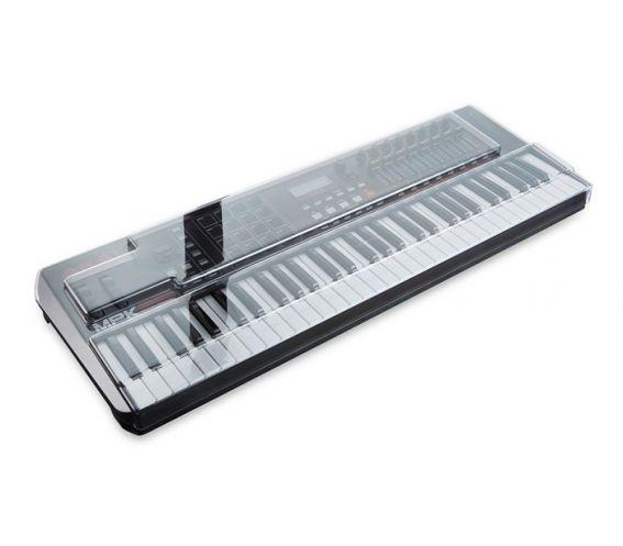 Decksaver Akai MPK261 Keyboard Cover Angle