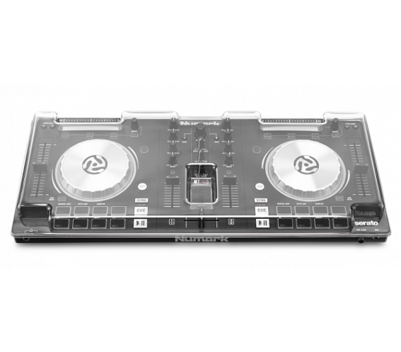 Numark Mixtrack Pro 3 Cover Smoked/Clear Decksaver