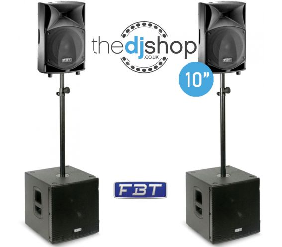 FBT JM1000 PA Bundle