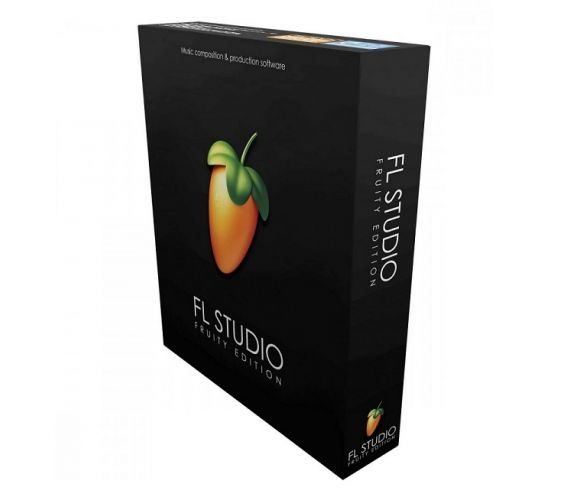 FL Studio 20 Fruity Edition Box