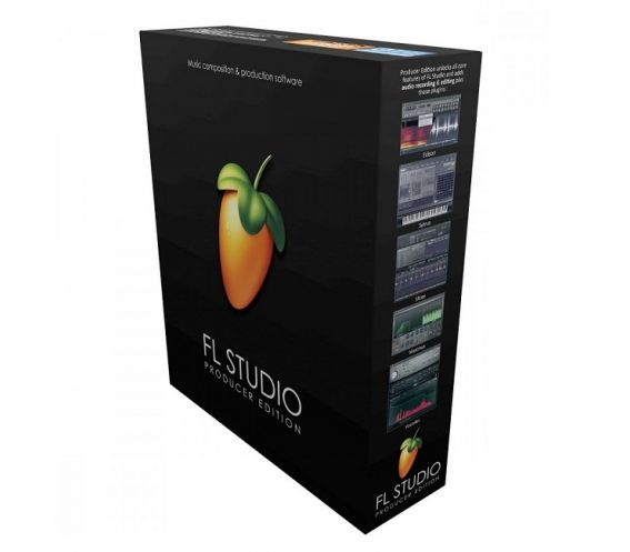FL Studio 20 Producer Edition Box