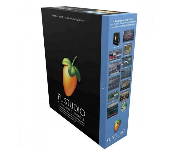 FL Studio 20 Signature Edition Box