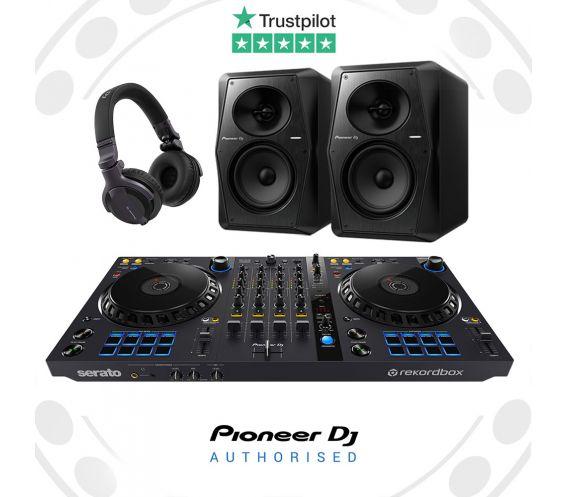Pioneer DDJ-FLX6 DJ Controller Bundle