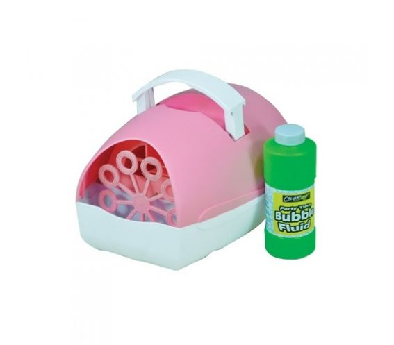 Cheetah Battery Operated Bubble Machine Front