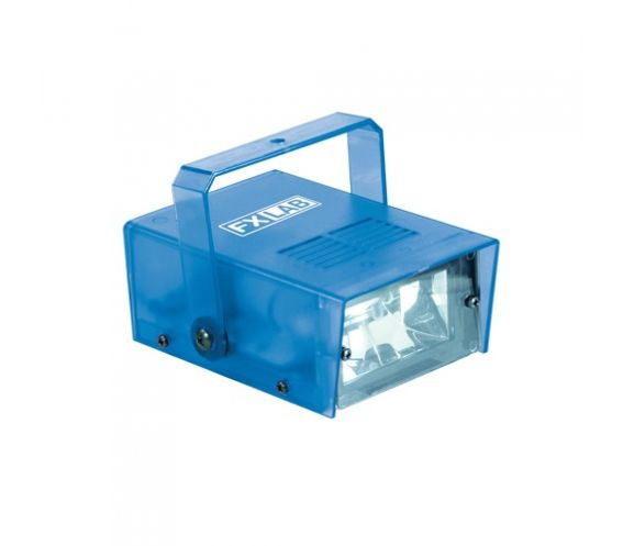FX Lab Mini Strobe Blue
