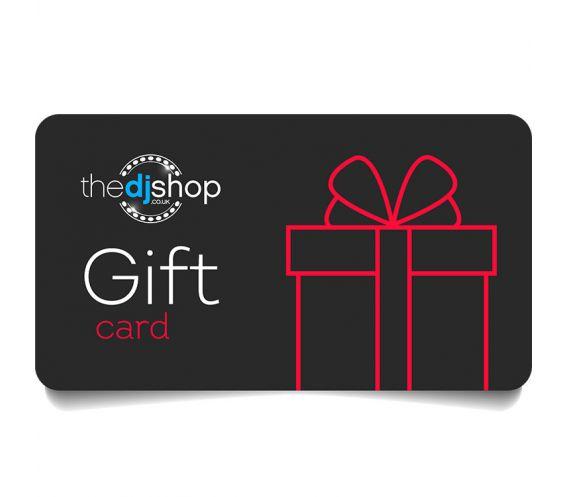 The DJ Shop E-Gift Voucher