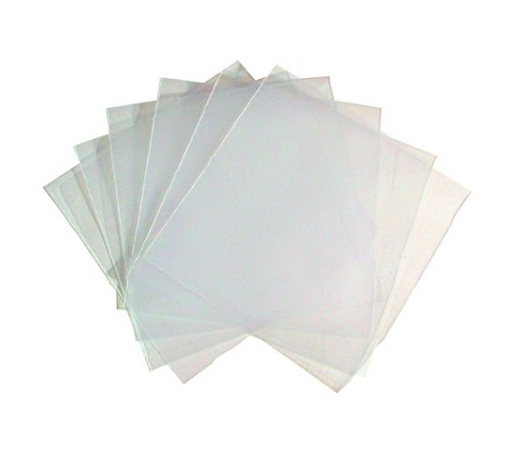 Glorious CD PVC Sleeve Pack