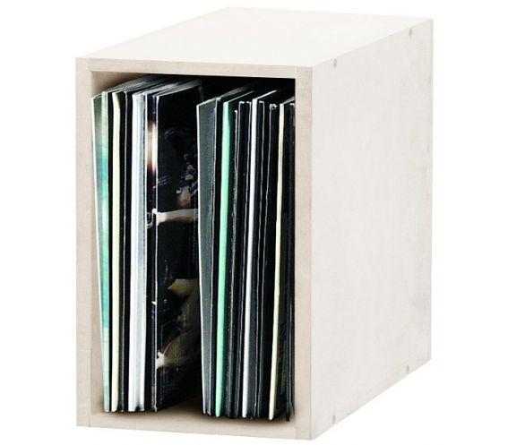 Glorious RecordBox 55 White