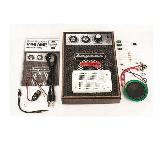 Haynes D.I.Y Mini Amplifier Construction Kit Parts