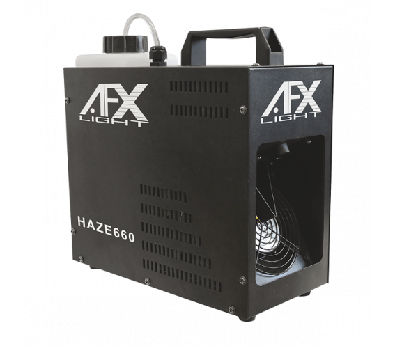AFX HAZE660 Haze Machine Angle