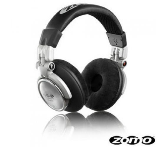 HD 1200   Black Silver Headphones