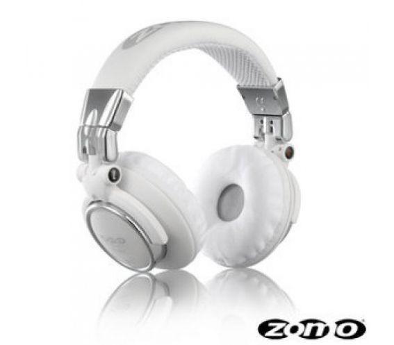 HD 1200 White Chrome Headphones