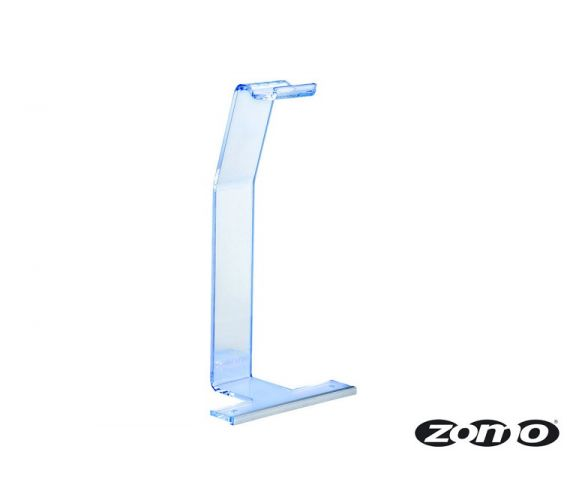 Zomo Acrylic Deck Stand Headphone Bracket BLUE