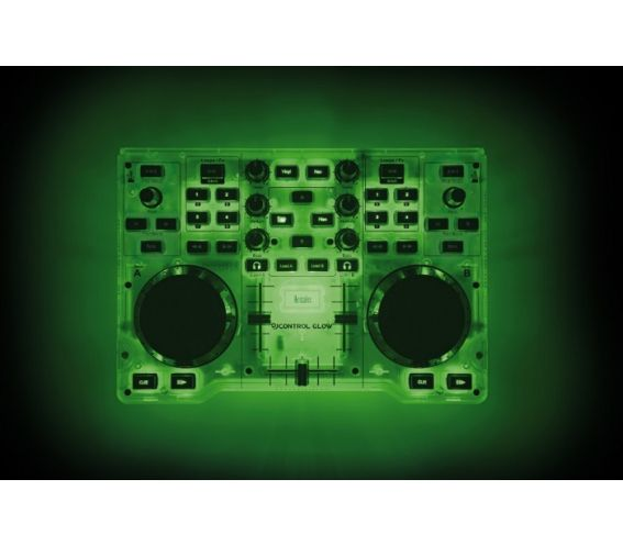Hercules DJControl Glow Digital DJ Controller
