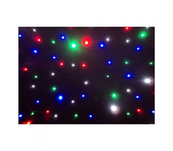 Ibiza Light - Extension RGB Led Curtain with Bag