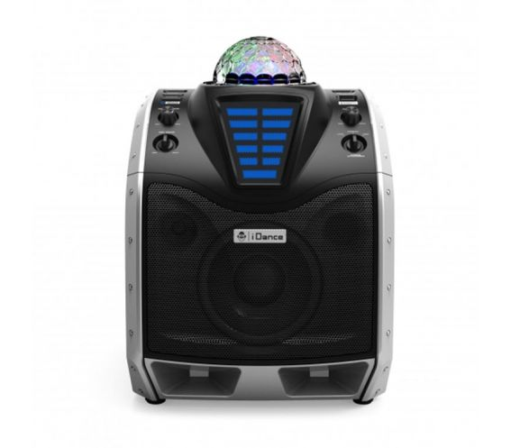 iDance XD200 Bluetooth Party System Front 2