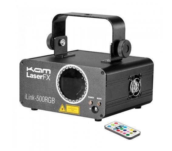 Kam Laser FX iLink-500RGB