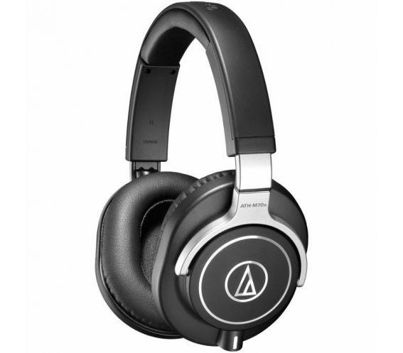 Audio Technica ATH M70X Studio Headphones