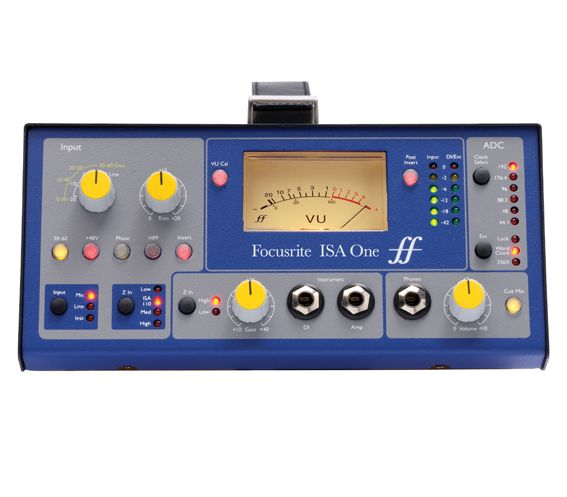 Focusrite ISA One Front