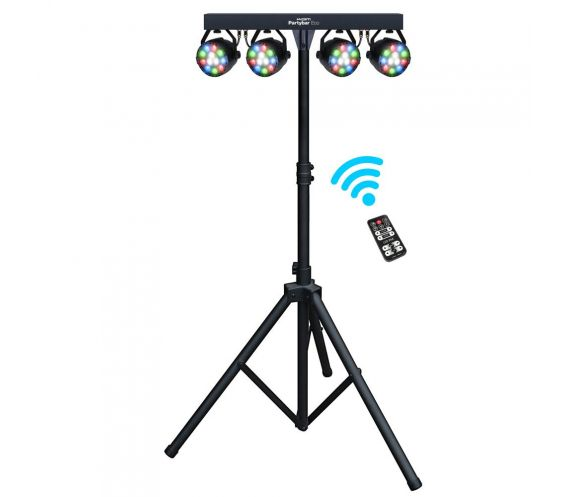 KAM Partybar Eco all-in-one Lighting System