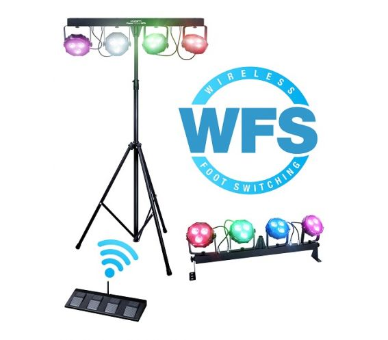 Kam Power Partybar WFS (wireless footswitch)