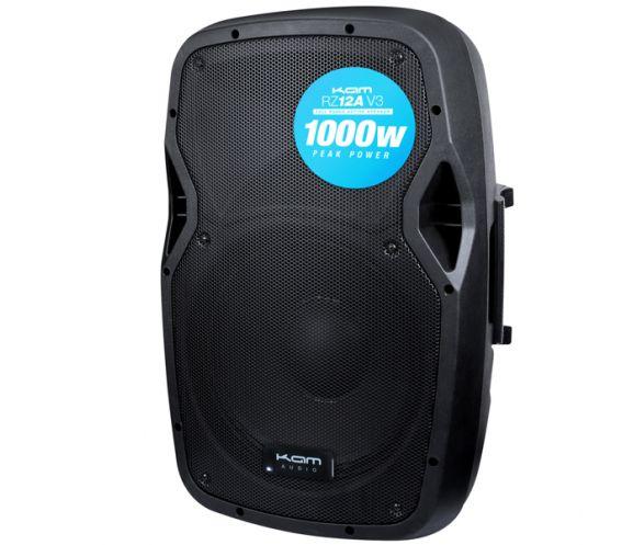 Kam RZ12A V3 1000w Peak Active Speaker