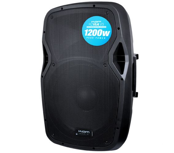 Kam RZ15A V3 1200w Peak Active Speaker