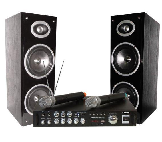 LTC Audio Karaoke-Star 3 SET