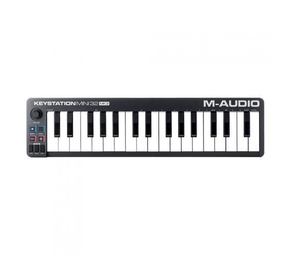 M-Audio Keystation Mini-32 MK3 MIDI Keyboard Controller