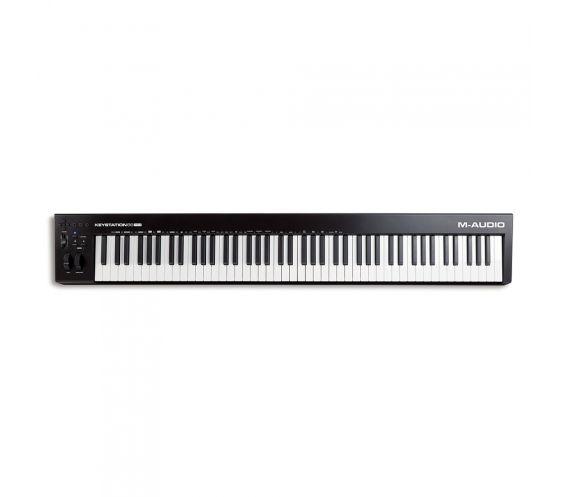 M-Audio Keystation 88 MK3 88-Key Semi-Weighted USB-MIDI Controller