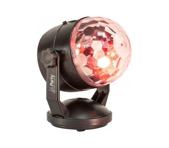 Ibiza Light Crystal Party Ball Lighting Effect