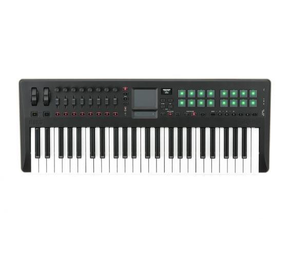 Korg Taktile 49 USB MIDI Controller Keyboard