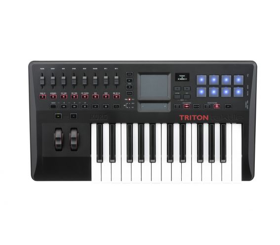 Korg Triton Taktile 25 USB MIDI Controller Synthesizer Keyboard