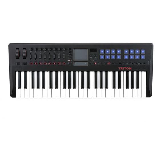 Korg Triton Taktile 49 USB MIDI Controller Synthesizer Keyboard