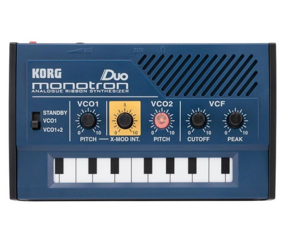 Korg Monotron Duo Analog Ribbon Synthesiser