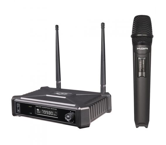 Kam KWM6PRO Wireless Microphone System
