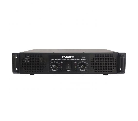 Kam KXR3000 Amplifier Front