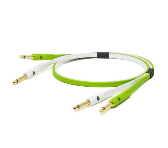 Neo/ Oyaide D+ Class B TS 1/4TS TO 1/4 TS 2M Cable