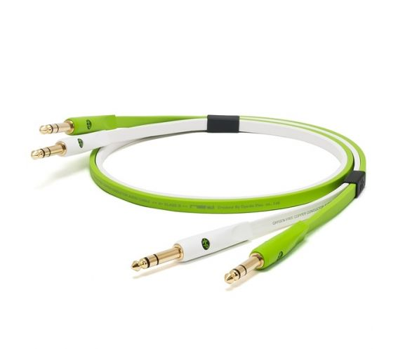 Neo/ Oyaide D+ Class B TRS 1/4TRS TO 1/4 TRS 2M Cable