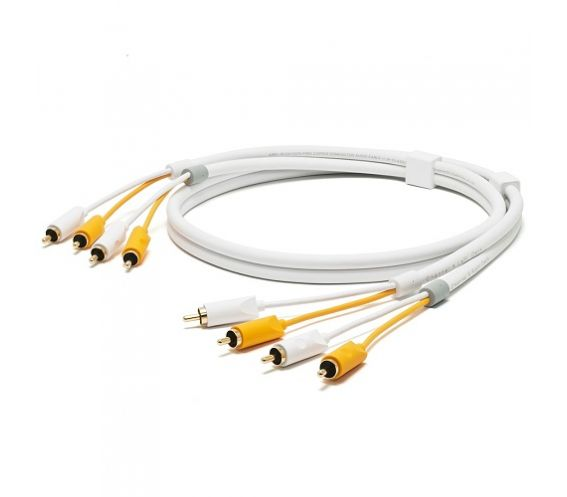 Neo/Oyaide D+ Class X DVS Dual RCA Cable