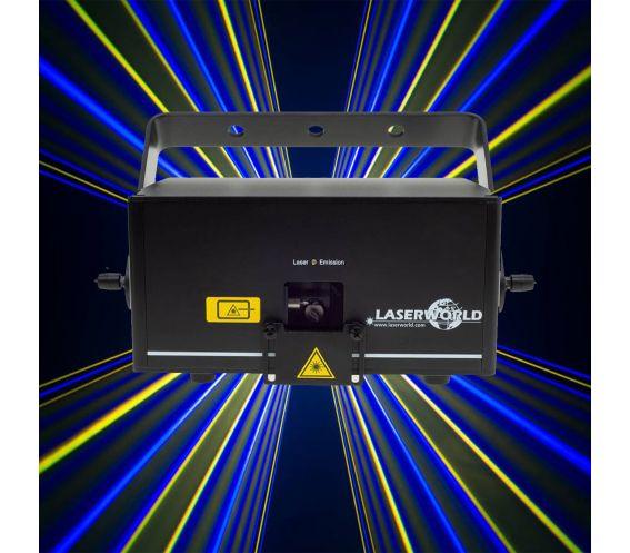 Laserworld CS-1000RGB MKIII Show Laser