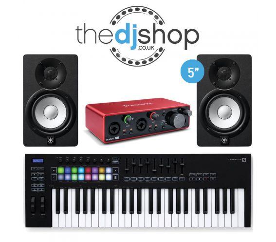 Novation Launchkey 49 MKIII Music Studio Bundle Deal