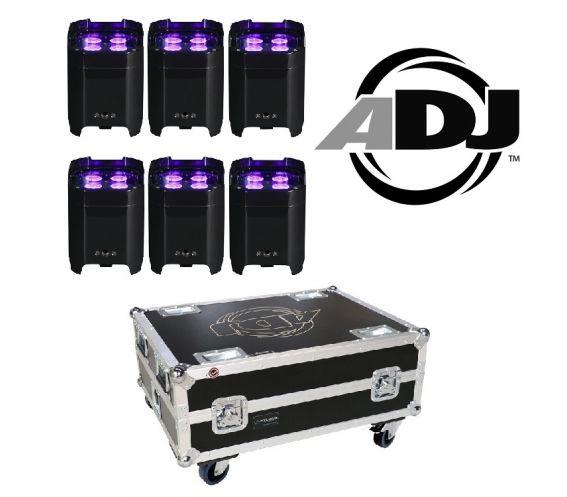 American DJ Lighting Package