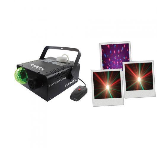 Ibiza Light LSM500 Smoke Machine and Light Effect