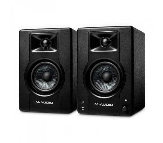 M-Audio BX3 Active Reference Monitor Speaker Pair