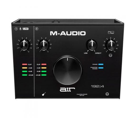 M-Audio Air 192 4 USB Audio Interface