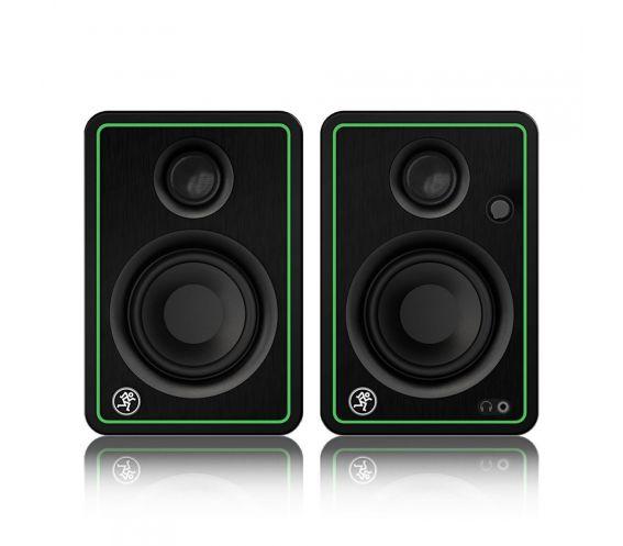 Mackie CR3-XBT Active Bluetooth Studio Monitors