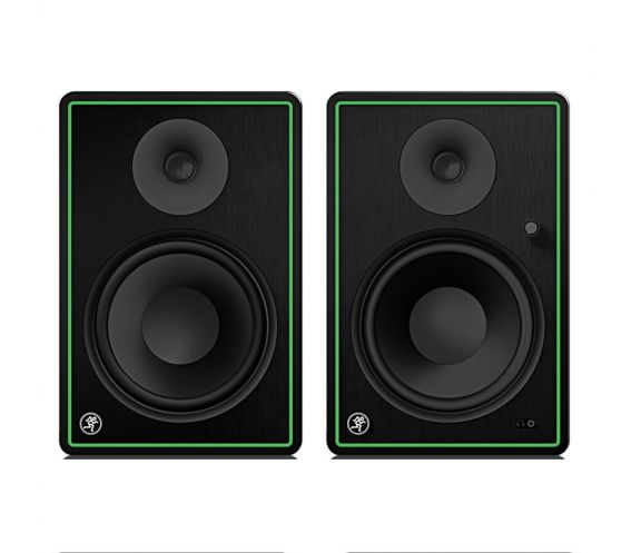 Mackie CR8-X Active Multimedia Monitor Speakers