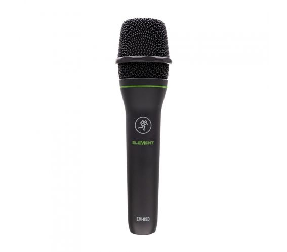 Mackie EM-89D Microphone Full View
