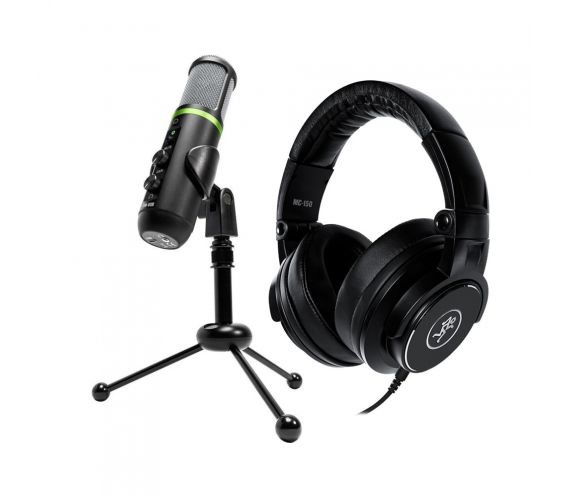 Mackie Home Recording Studio Bundle